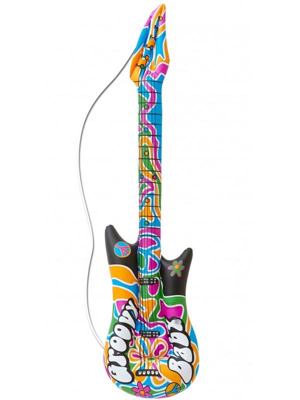 Guitare hippie