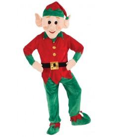 mascotte de lutin,déguisement elfe