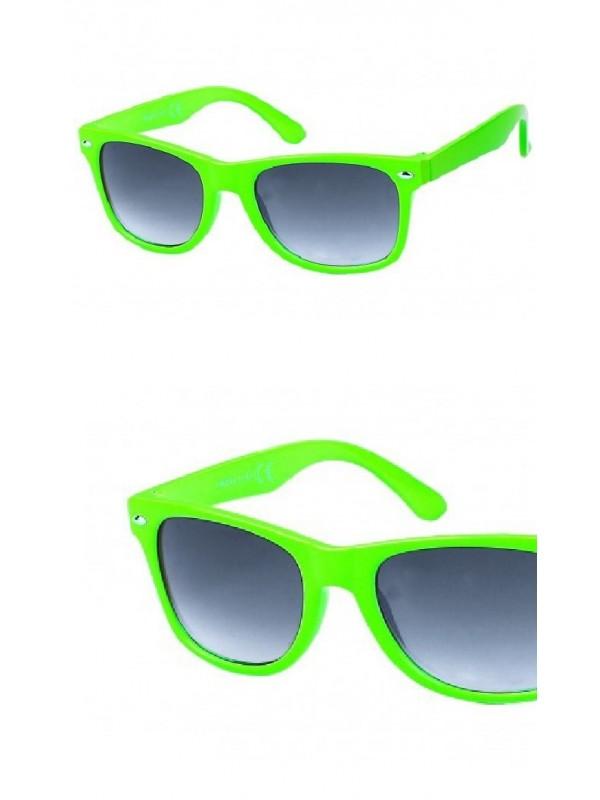 Lunette néon verte