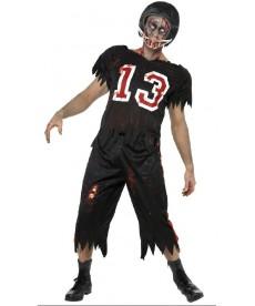 Déguisement halloween de footballeur USA