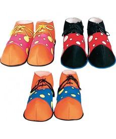 chaussons de clown