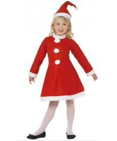 Costume du Mère Noel enfant