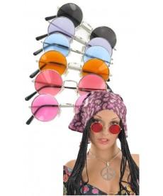 Lunette hippie femme
