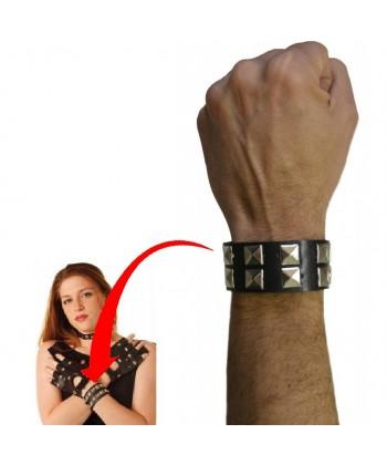 Bracelet de rockeuse