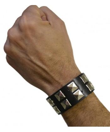 Bracelet de rockeur