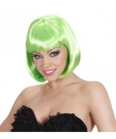 Perruque coupe années 30 vert