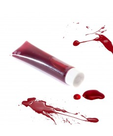 Tube de faux sang