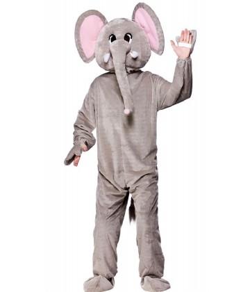 Déguisement d'éléphant intégral