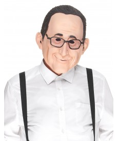 MASQUE DE FRANCOIS HOLLANDE