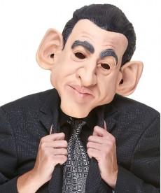 MASQUE DE NICOLAS Sarkozy