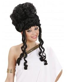 Perruque femme romaine