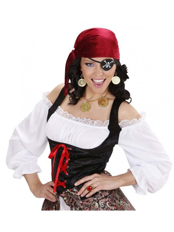 Bijoux pirate femme