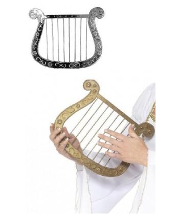 Harpe de troubadour