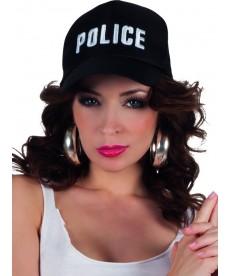 Casquette femme flic