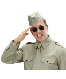 Calot de soldat américain