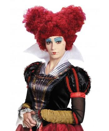 perruque reine rouge alice