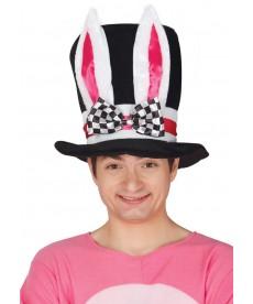 chapeau lapin Alice
