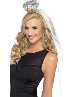 chapeau de future mariée