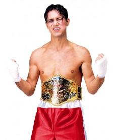 Ceinture champion de boxe