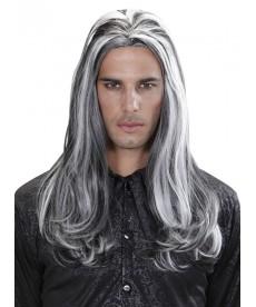 Perruque halloween homme