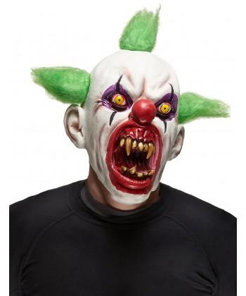 Masque de clown halloween