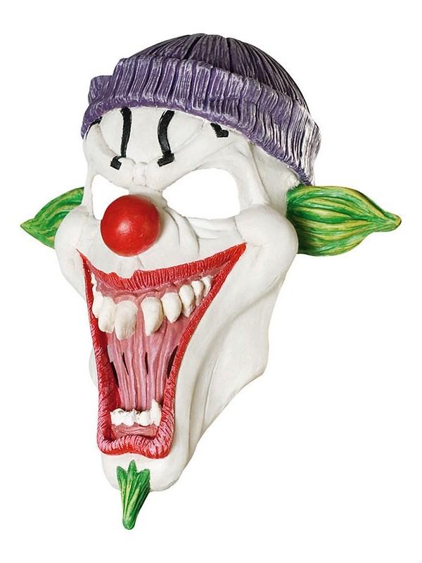 Masque de clown efffrayant