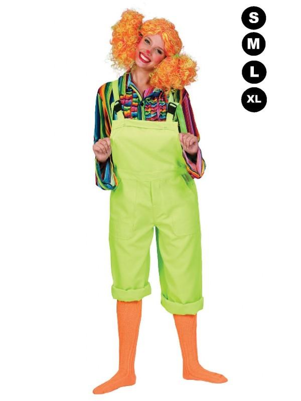 salopette de clown