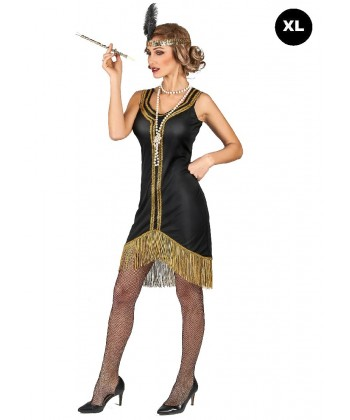 Costume femme années 30 (XL) - Fiesta And Co