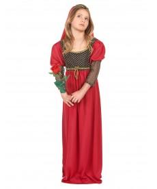 Déguisement médiévale fille