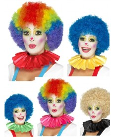 collerette de clown