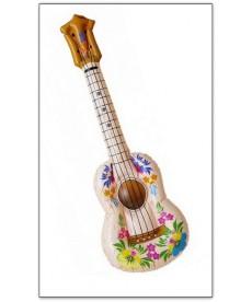 Guitare Hippy Ukulélé