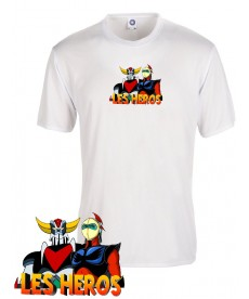 Tee shirt Goldorak