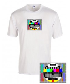 Tee shirt mire télé