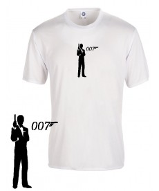 Tee shirt james Bond 007