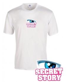 Tee shirt secret story