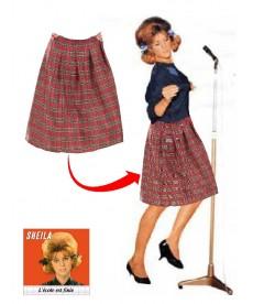 Déguisement de Sheila années 60