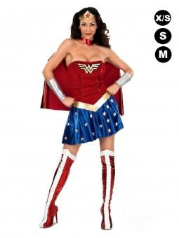 Déguisement années 80 - Wonder Woman