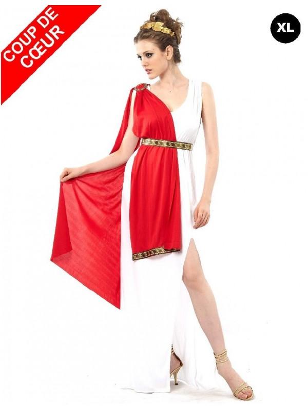 Déguisement déesse romaine