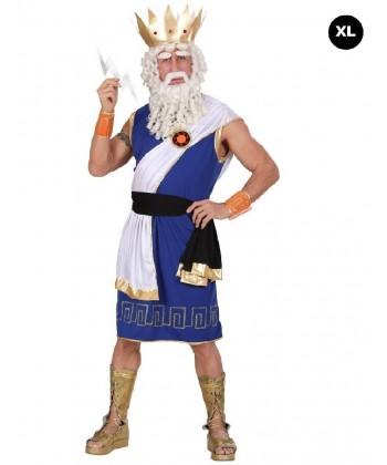Mythologie - Déguisement de Zeus (XL)