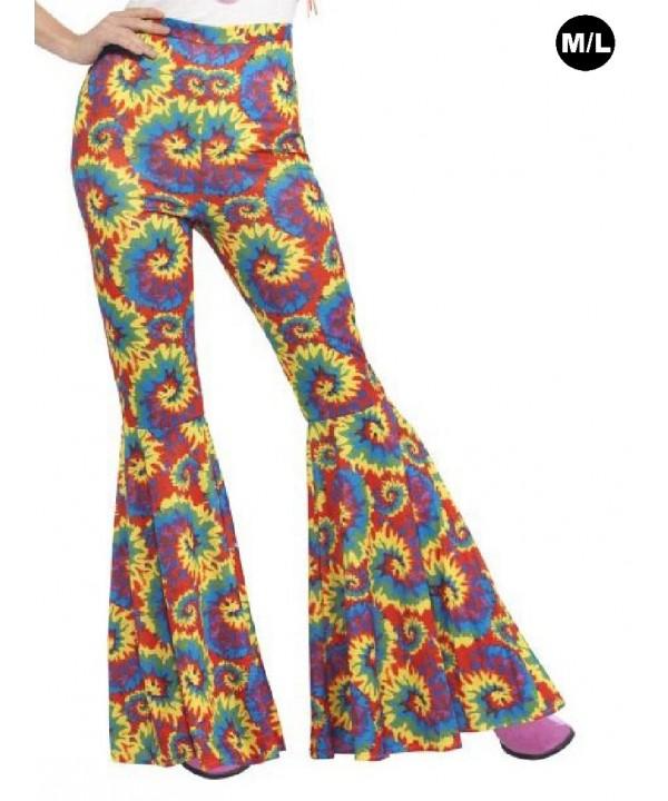 Pantalon Hippie Multicolore Fiesta And Co