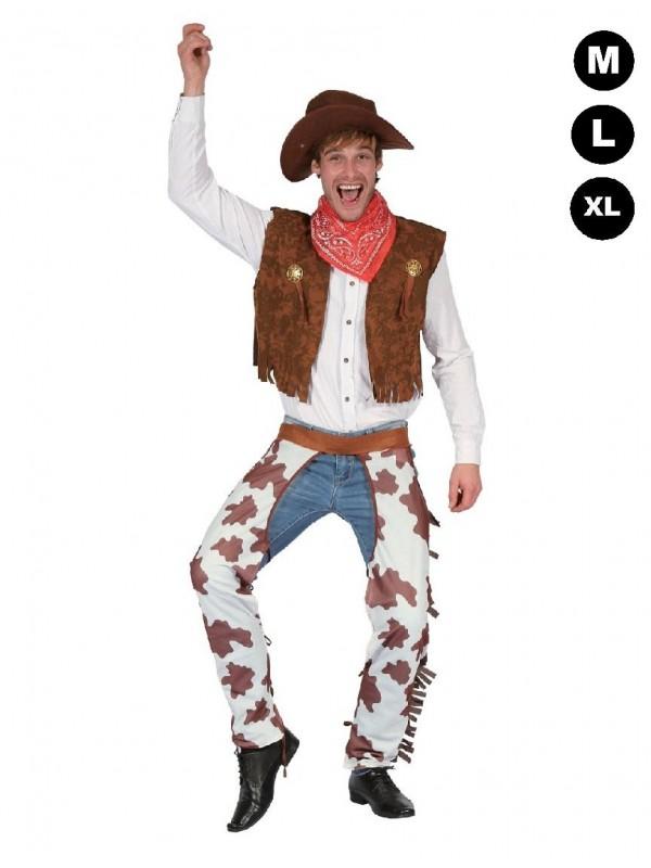 costume de cowboy