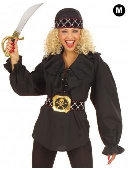 chemise pirate femme