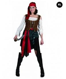 """Déguisement """"Pirate des Caraïbes"""""""