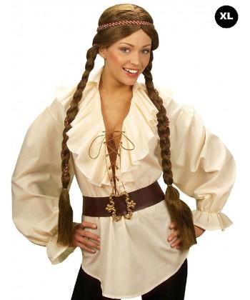 Chemise médiévale femme (XL)