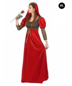 Déguisement médiéval femme grande taille