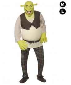 Déguisement de Shrek