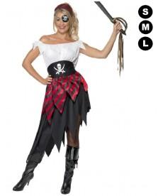 Déguisement de Pirates des Caraïbes
