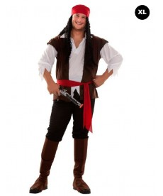 """Déguisement de """"Pirates des Caraïbes"""" (XL)"""