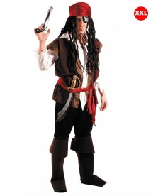 """Déguisement de """"Pirates des Caraïbes"""" (XXL)"""