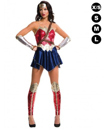 Déguisement Wonder Woman - The new